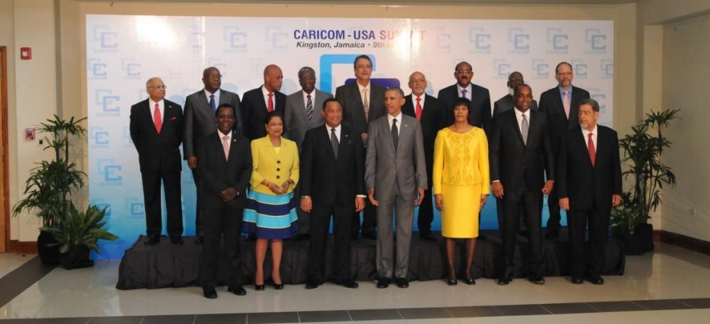 PM IN JAMAICA