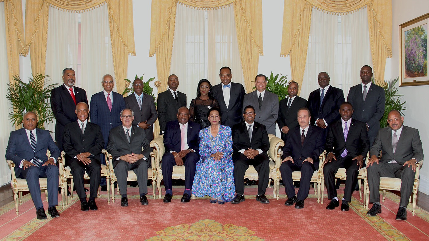 Thirteen Substantive And Three State Ministers Sworn In To