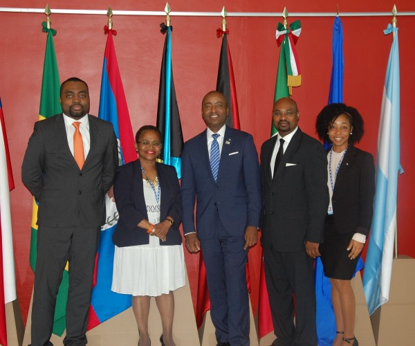 Bahamas Delegation to the 47th OAS General Assembly Photo 2
