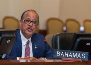 Bahamas OAS Slave Trade Meet 1