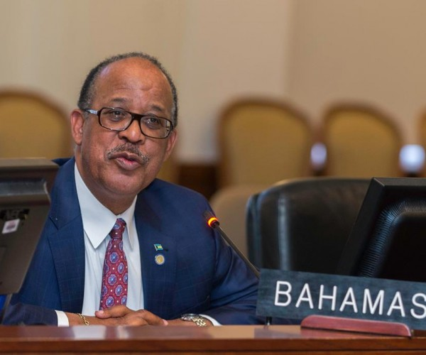 Bahamas OAS Slave Trade Meet 1