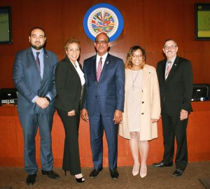 Bahamas OAS Slave Trade Meet 2